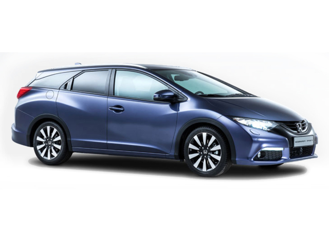 Honda Civic Tourer 1.8 I-Vtec S 5Dr Auto Petrol Estate