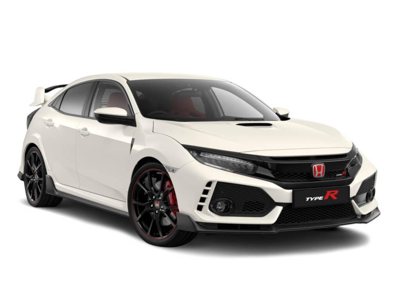 New Honda Civic Type R 2.0 VTEC Turbo Type R 5dr Petrol ...