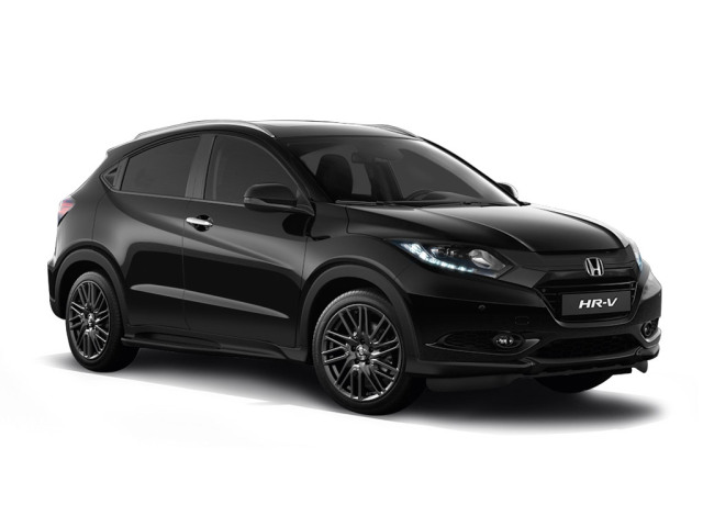 honda hr v priced from 17995 in uk by car magazine autos post. Black Bedroom Furniture Sets. Home Design Ideas