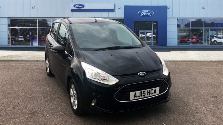 Ford B-MAX 1.6 Zetec 5dr Powershift Petrol Hatchback
