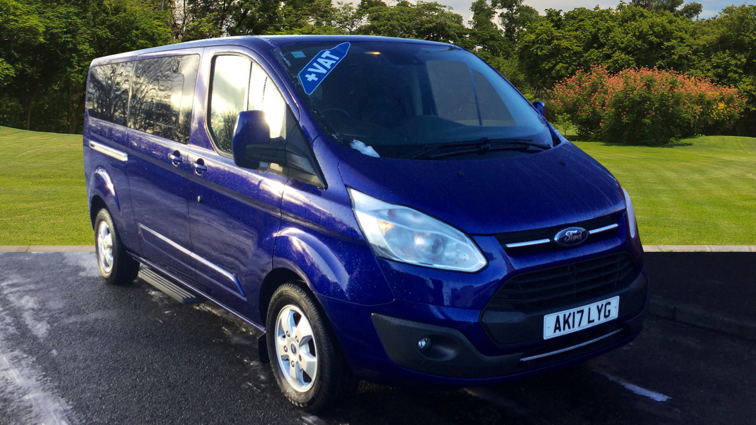 used ford transit custom tourneo lwb diesel fwd 2 0 tdci 130ps low roof 8 seater titanium for. Black Bedroom Furniture Sets. Home Design Ideas
