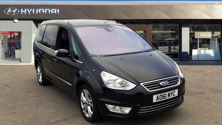 Ford Galaxy 1.6 EcoBoost Titanium X 5dr [Start Stop] Petrol Estate