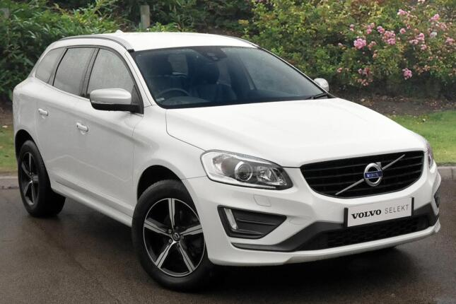 Volvo Xc60 D4 [190] R Design Lux Nav 5Dr Awd Geartronic Diesel Estate