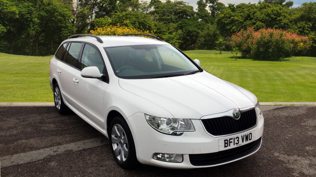 SKODA Superb 2.0 Tdi Cr 140 S 5Dr Diesel Estate