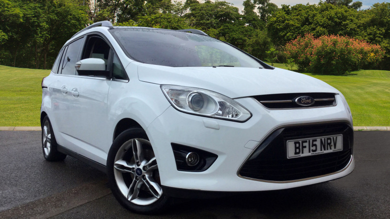 Ford Grand C-MAX 1.6 TDCi Titanium X 5dr Diesel Estate