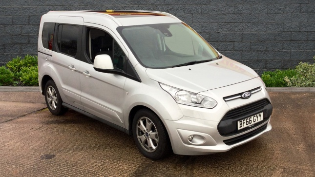 Ford Tourneo Connect 1.5 Tdci Titanium 5Dr Diesel Estate