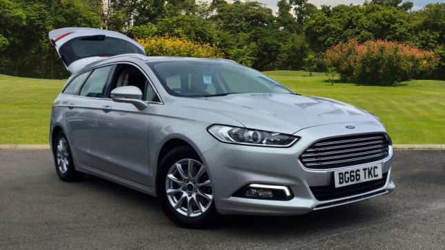 Ford Mondeo 1.5 Tdci Econetic Zetec 5Dr Diesel Estate