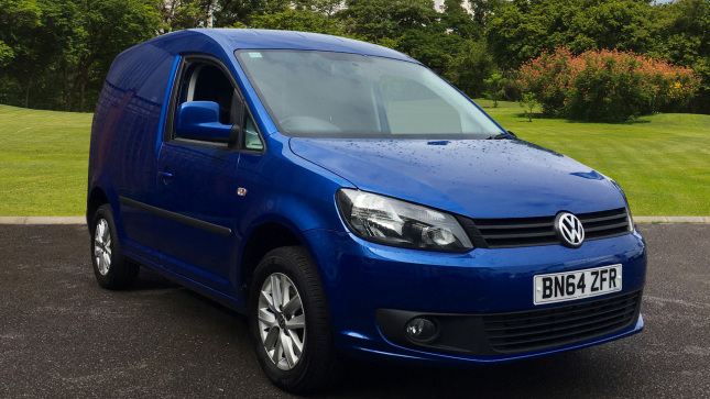 Volkswagen Caddy C20 Diesel 1.6 Tdi 102Ps Highline Van