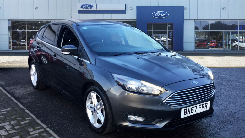 Ford Focus 1.5 Tdci 120 Zetec Edition 5Dr Diesel Hatchback