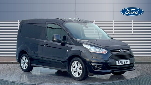Ford Transit Connect 200 L1 Diesel 1.6 Tdci 115Ps Limited Van