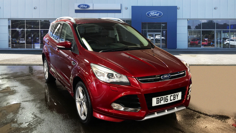 Ford Kuga 2.0 Tdci 180 Titanium X Sport 5Dr Powershift Diesel Estate