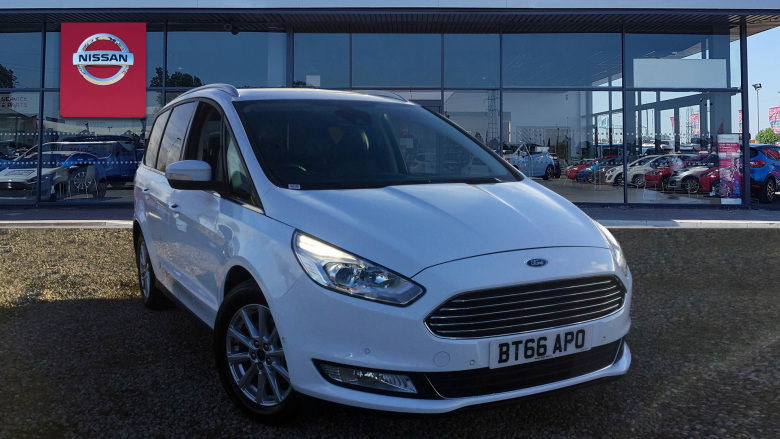 Ford Galaxy 2.0 Tdci 210 Titanium X 5Dr Powershift Diesel Estate