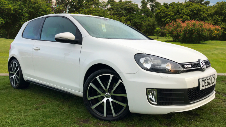 Volkswagen Golf 2.0 TDi 170 GTD 3dr [Leather] Diesel Hatchback