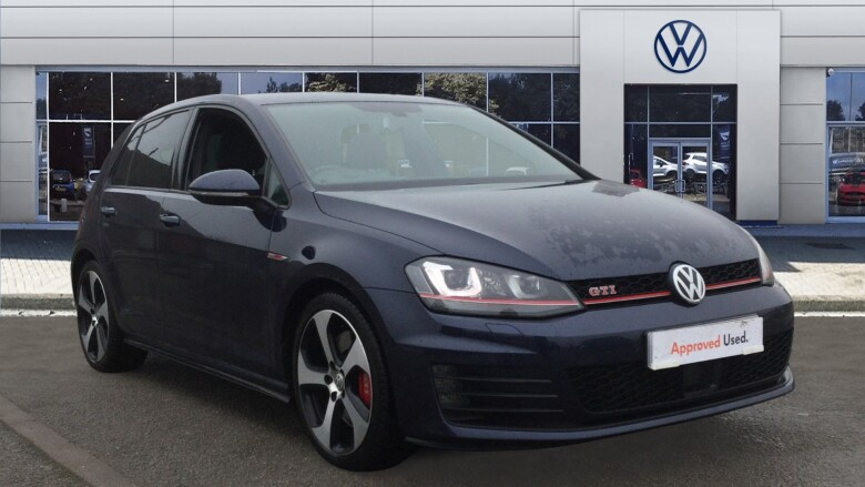Volkswagen Golf 2.0 Tsi Gti 5Dr [performance Pack/Nav] Petrol Hatchback