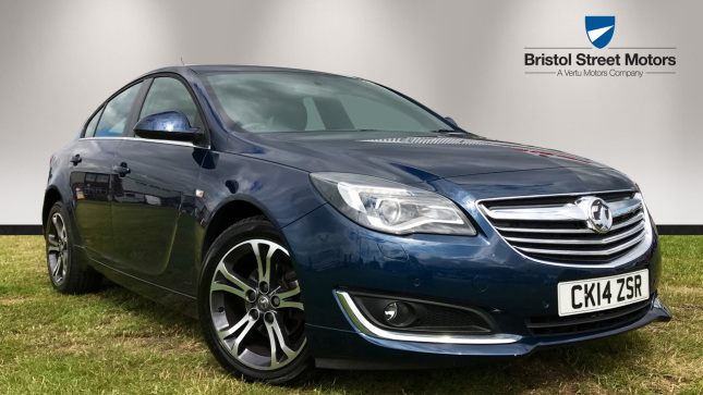 Vauxhall Insignia 1.4T Limited Edition 5Dr [start Stop] Petrol Hatchback
