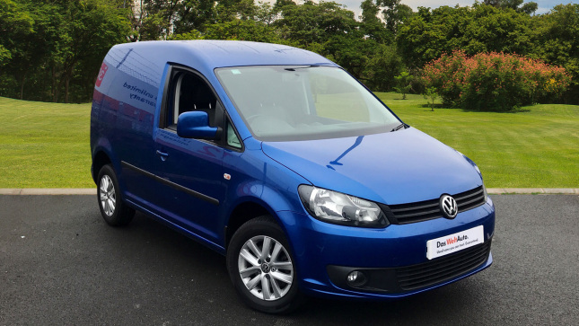 Volkswagen Caddy C20 Diesel 1.6 Tdi 102Ps + Highline Van