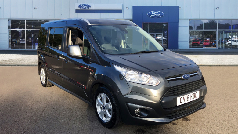 Ford Grand Tourneo Connect 1.5 Tdci 120 Titanium 5Dr Diesel Estate