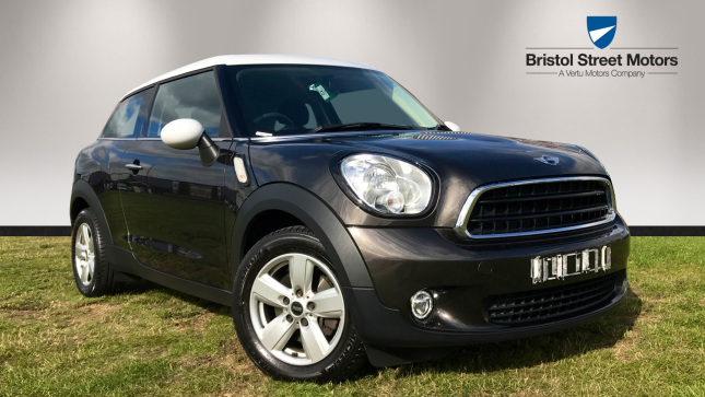 Mini Paceman 1.6 Cooper 3Dr Petrol Coupe