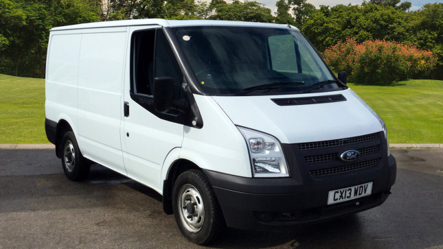 Ford Transit 260 Swb Diesel Fwd Low Roof Van Tdci 100Ps