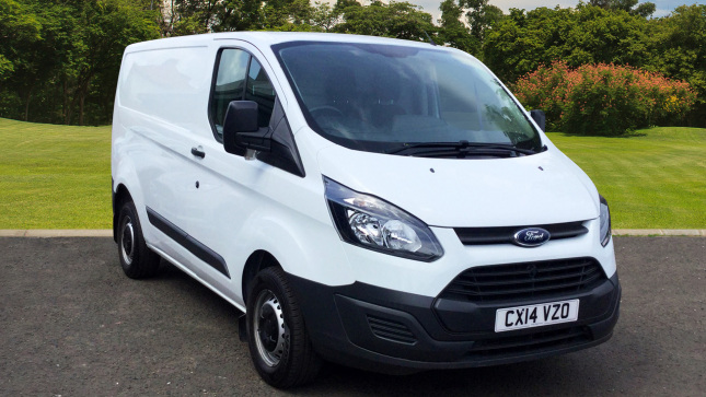 Ford Transit Custom 270 Swb Diesel Fwd 2.2 Tdci 100Ps Low Roof Van