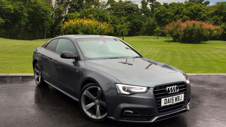 Audi A5 2.0 TDI 190 Black Edition Plus 2dr Diesel Coupe