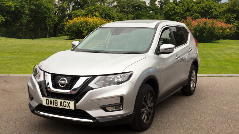 Nissan X-Trail 1.6 dCi Acenta [Smart Vision Pack] 5dr Xtronic Diesel Station Wagon