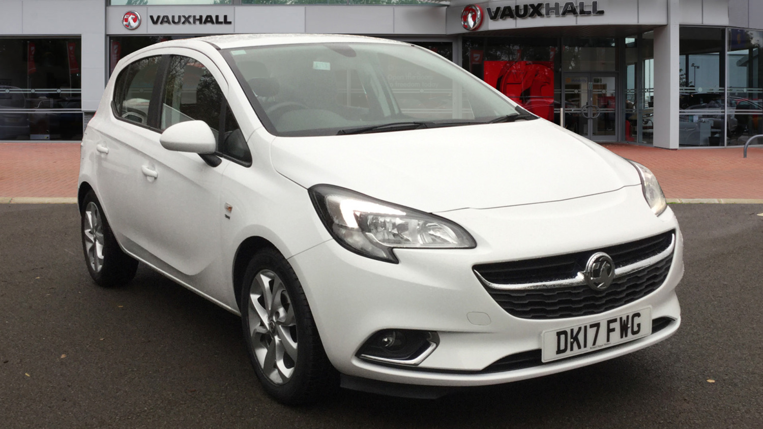 used vauxhall corsa 1 4 ecoflex sri 5dr petrol hatchback. Black Bedroom Furniture Sets. Home Design Ideas
