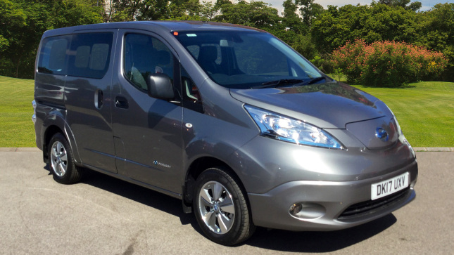 Nissan E-Nv200 Tekna Rapid Plus 5Dr Auto [5 Seat] Electric Estate