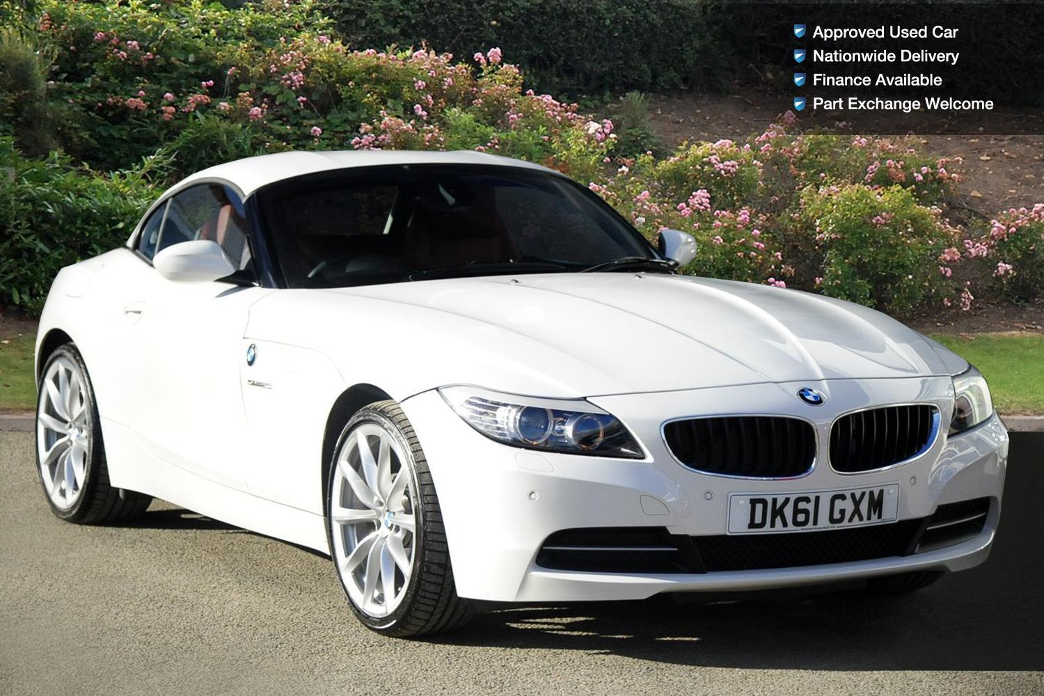used bmw z4 23i sdrive highline edition 2dr petrol. Black Bedroom Furniture Sets. Home Design Ideas