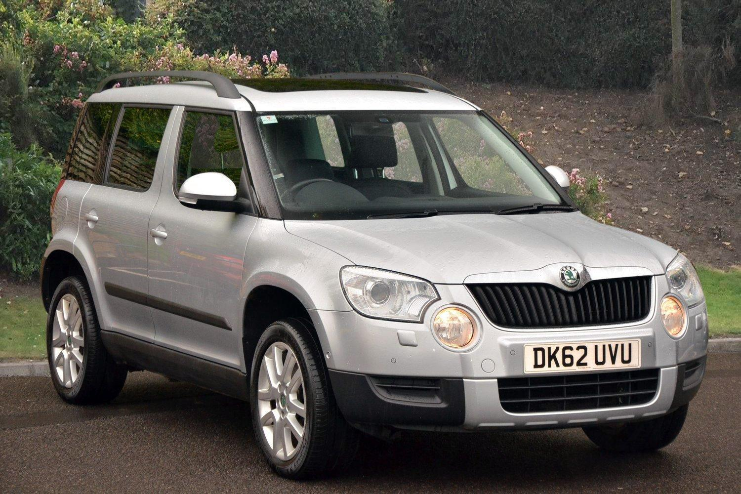 used skoda yeti 2 0 tdi cr 140 elegance 4x4 5dr diesel estate for sale vertu honda. Black Bedroom Furniture Sets. Home Design Ideas
