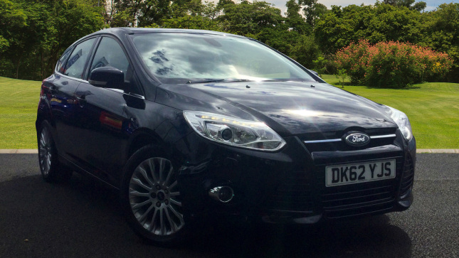 Ford Focus 2.0 Tdci 163 Titanium X 5Dr Powershift Diesel Hatchback