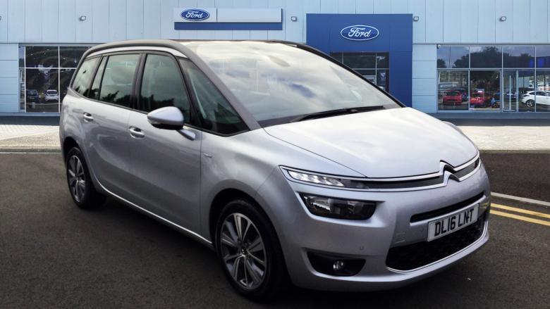 Citroen Grand C4 Picasso 1.6 BlueHDi Exclusive 5dr EAT6 Diesel Estate