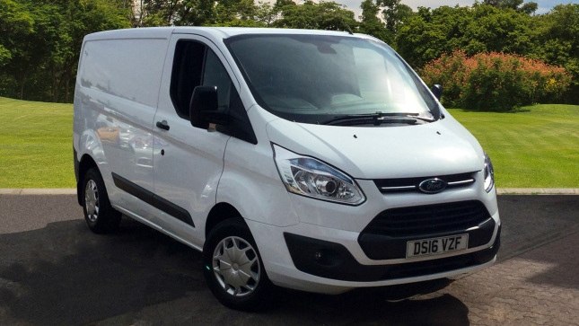 Ford Transit Custom 290 Swb Diesel Fwd 2.2 Tdci 100Ps Low Roof Trend Van