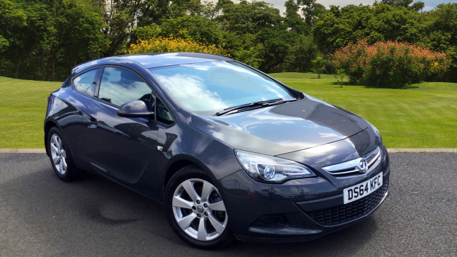Vauxhall GTC 2.0 Cdti 16V Sport 3Dr Diesel Coupe