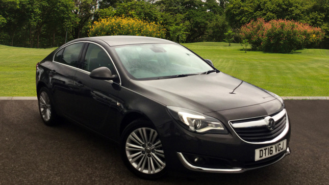 Vauxhall Insignia 2.0 Cdti [170] Tech Line 5Dr Auto Diesel Hatchback