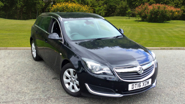 Vauxhall Insignia 1.6 Cdti Tech Line 5Dr Auto Diesel Estate