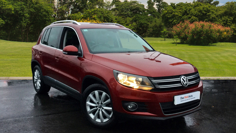 Volkswagen Tiguan 2.0 TDi BlueMotion Tech Match 5dr [2WD] Diesel Estate
