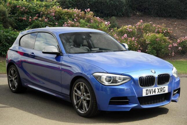 BMW 1 Series M135I M Performance 3Dr Step Auto Petrol Hatchback