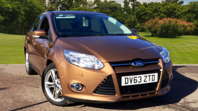 Ford Focus 2.0 Tdci Titanium 5Dr Powershift Diesel Hatchback
