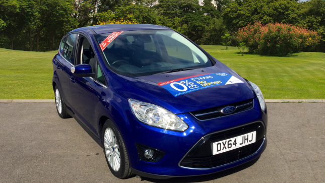 Ford C-MAX 2.0 Tdci Titanium 5Dr Powershift Diesel Estate