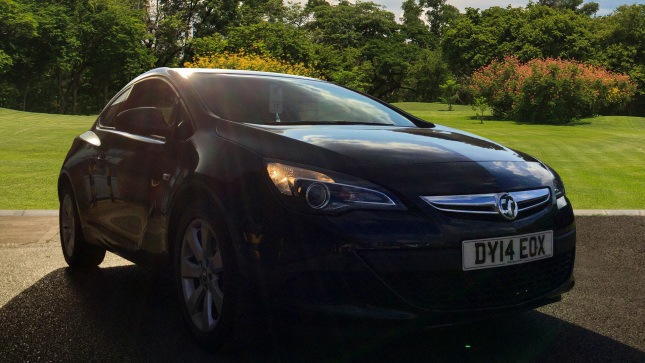 Vauxhall Astra GTC 1.7 Cdti 16V Ecoflex 110 Sport 3Dr Diesel Coupe