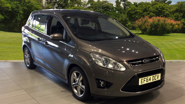 Ford Grand C-MAX 2.0 Tdci 163 Titanium X 5Dr Diesel Estate