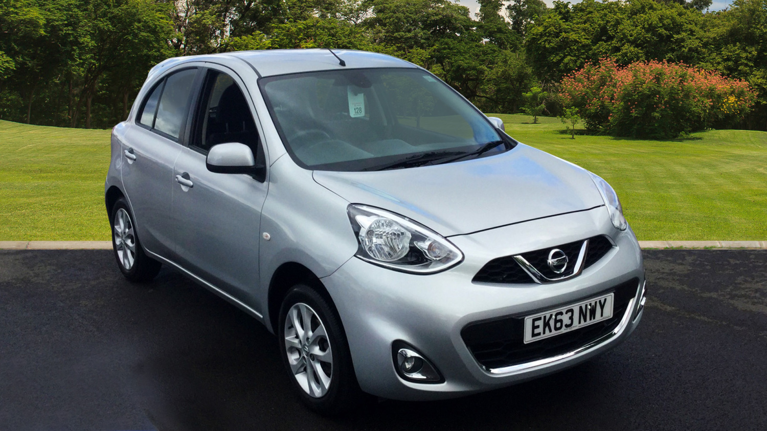 used nissan micra 1 2 acenta 5dr petrol hatchback for sale vertu honda. Black Bedroom Furniture Sets. Home Design Ideas