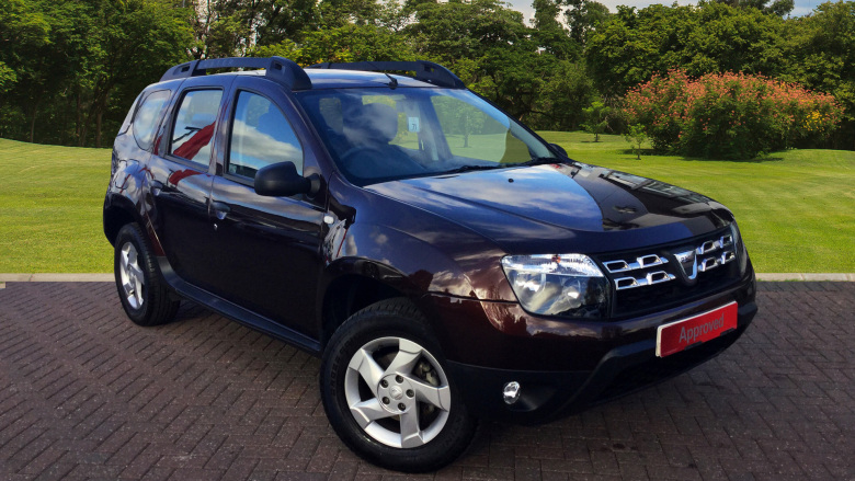 Dacia Duster 1.5 dCi 110 Ambiance Prime 5dr Diesel Estate