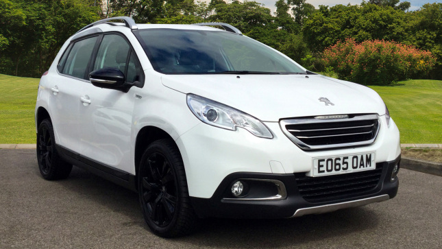Peugeot 2008 1.6 Bluehdi 100 Urban Cross 5Dr Diesel Estate