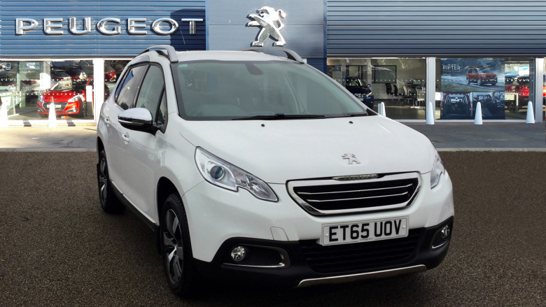 Peugeot 2008 1.6 BlueHDi 100 Allure 5dr [Non Start Stop] Diesel Estate