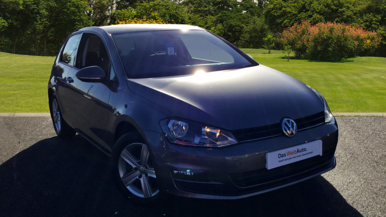 Volkswagen Golf 1.4 TSI 125 Match Edition 3dr Petrol Hatchback