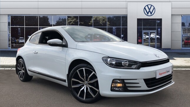 Volkswagen Scirocco 2.0 Tdi Bluemotion Tech Gt 3Dr Dsg Diesel Coupe
