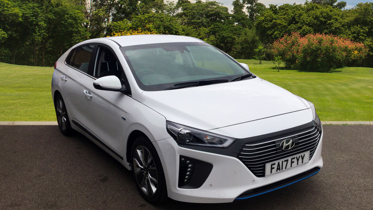 used hyundai ioniq 1 6 gdi hybrid premium se 5dr dct hybrid hatchback for sale vertu honda. Black Bedroom Furniture Sets. Home Design Ideas