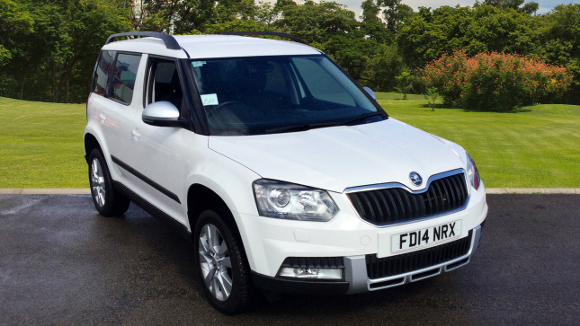 SKODA Yeti Outdoor 2.0 Tdi Cr Elegance 5Dr Diesel Estate